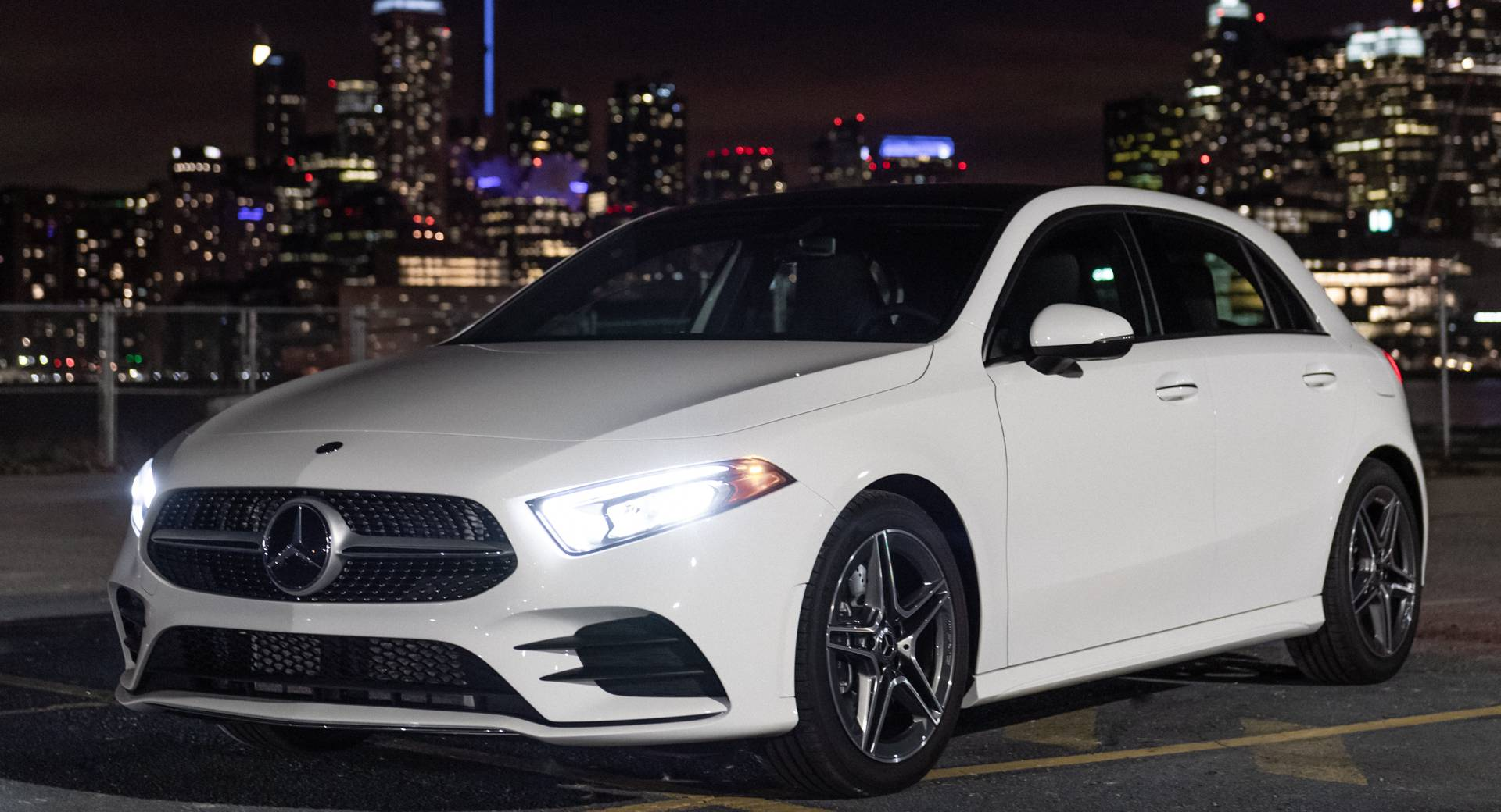 Canada Gets 2019 Mercedes A Class Hatch The US Does Not