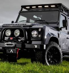 1992 land rover defender reinvents itself as 190k recon d110 carscoops [ 1920 x 1040 Pixel ]