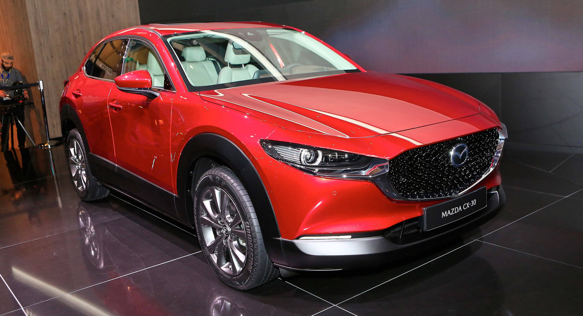 All-New Mazda CX-30 Slots Between CX-3 And CX-5, Because We Can't Get Enough SUVs   Carscoops