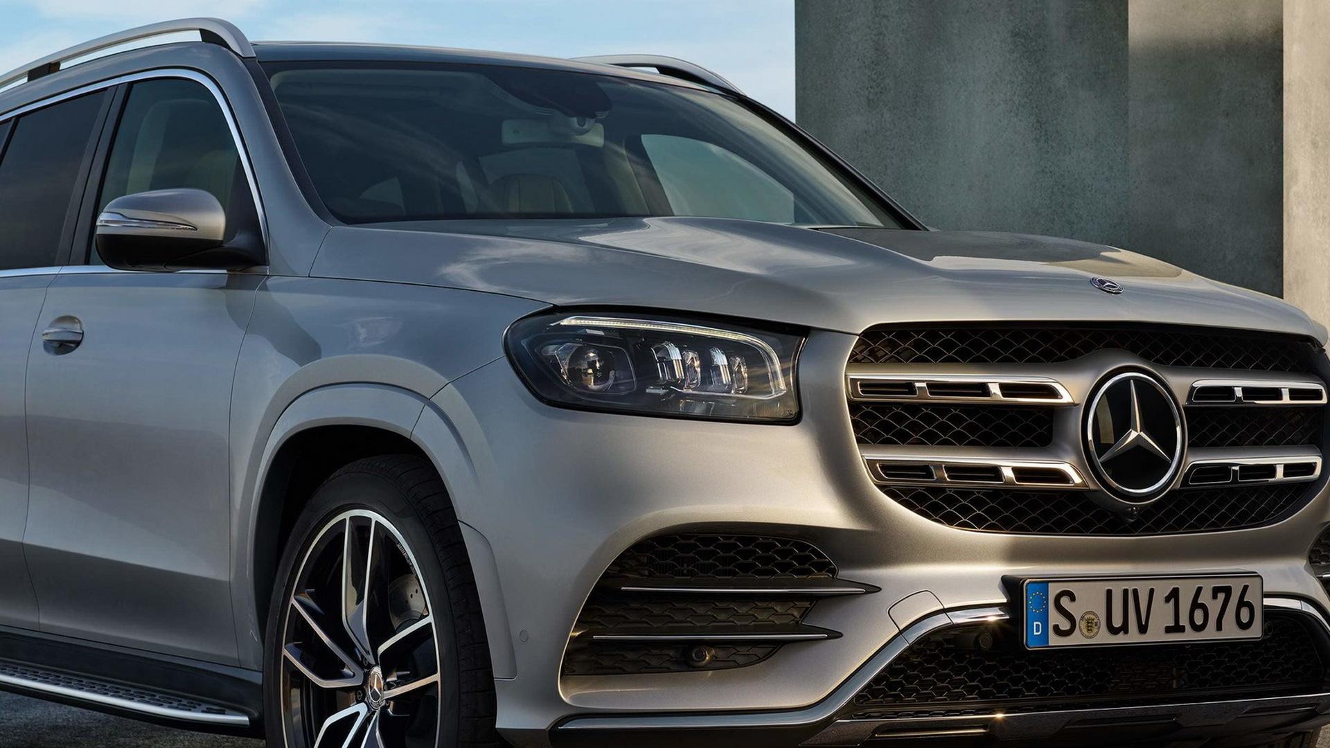 มาชม Mercedes Benz Gls 2019