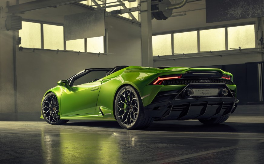 2020 Lamborghini Huracan EVO Arrives In USA, Priced From ...