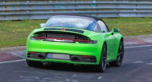 Αποτέλεσμα εικόνας για Porsche 911 Targa 2020