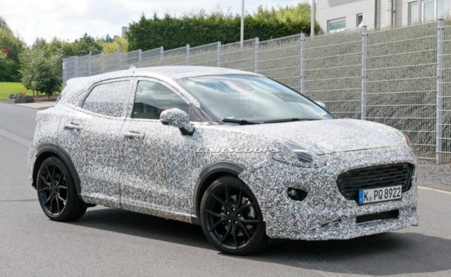 Hot Ford Puma St Is Definitely Coming Here It Is Entering