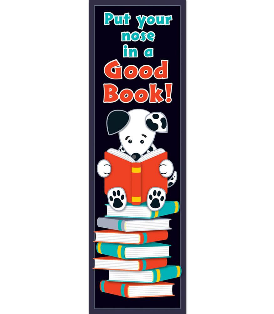Hot Diggity Dogs Bookmarks Grade K 8 Carson Dellosa