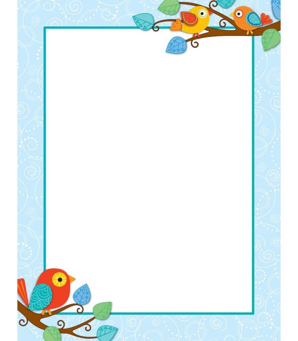 Boho Birds Chart Grade Pk-8 Carson-dellosa Publishing