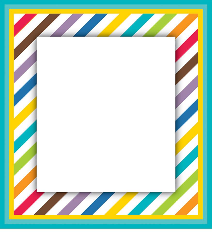 Color Me Bright Notepad Grade PK 8 Carson Dellosa Publishing