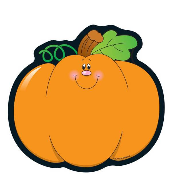 Pumpkins Cut-outs Grade Pk-8 Carson-dellosa Publishing