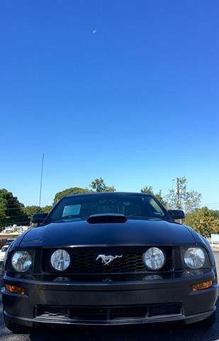2007 Ford Mustang Hood : mustang, Mustang, Marietta_ga, 1ZVHT82H675249876
