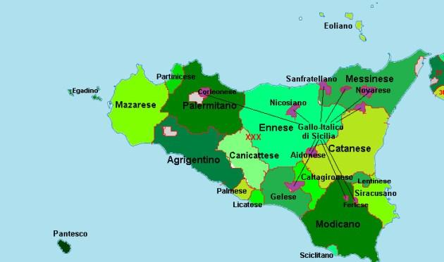 dialetti siciliani petizione