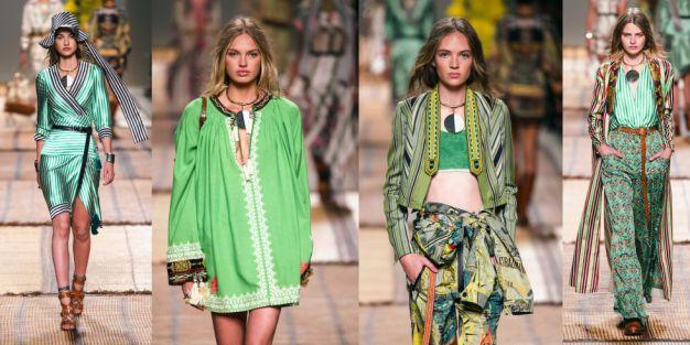 Pantone sceglie il Greenery come colore della primavera/estate 2017