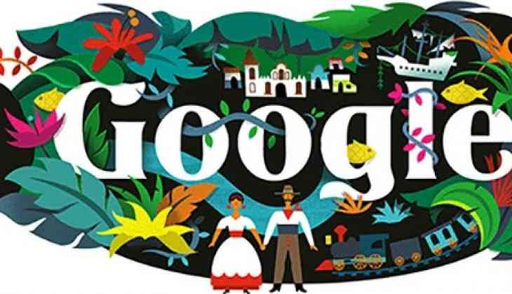Image result for Google honours Gabriel Marquez's work with doodle