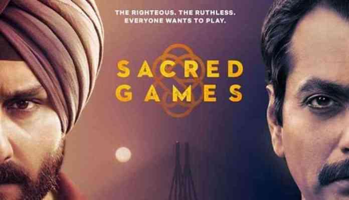 Image result for sacred games