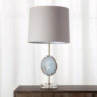 Agate Table Lamp   CB2