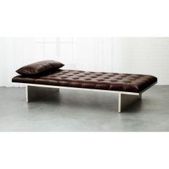 Next Day Sofas Customer Reviews Kivik Sofa Manual Atrium Tufted Dark Brown Leather Daybed + | Cb2