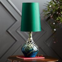 butterfly table lamp | CB2