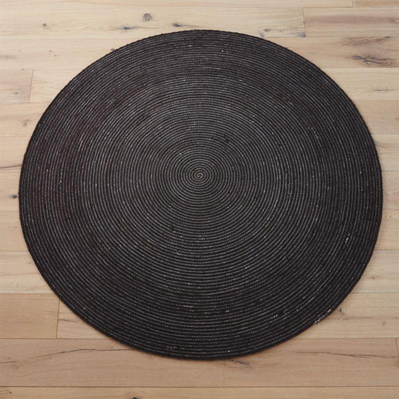circle rug 6  CB2
