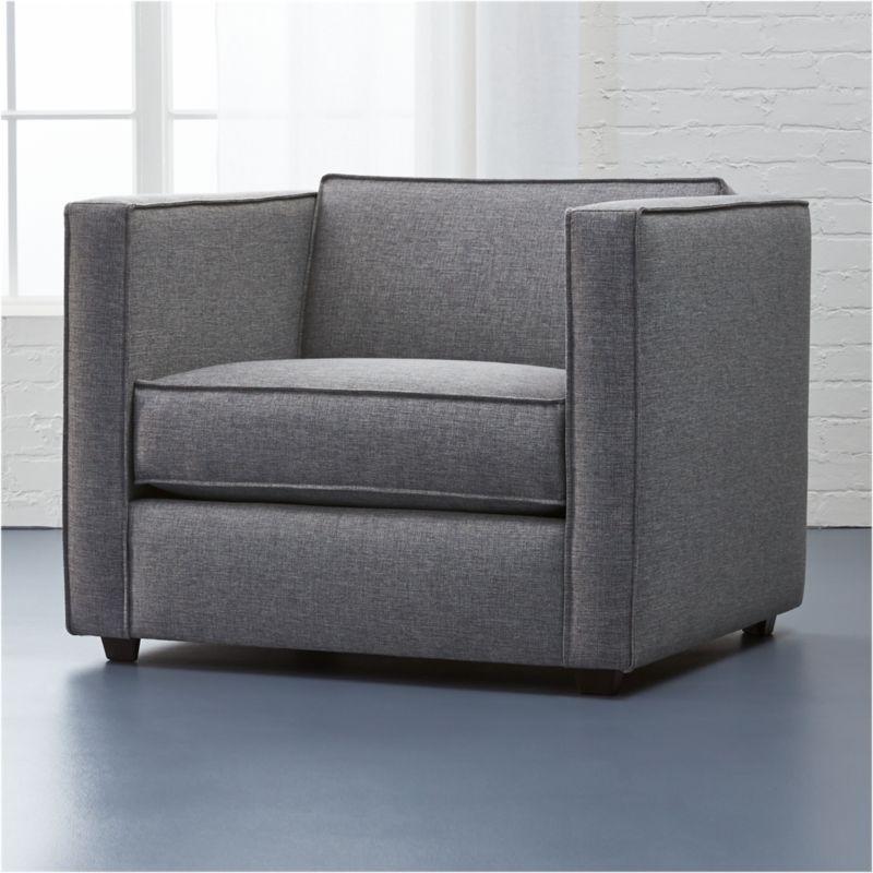club chair Taylor: Grey