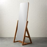"drommen 25.25""x67"" standing mirror + Reviews 