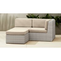 Small Outdoor Sectional Sofa Sofa Outdoor Sectional Sofas ...