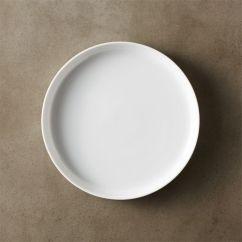 Kitchen Utensils Store Walnut Island Frank Small Bauhaus Plate + Reviews | Cb2