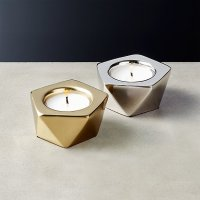 Gami Tea Light Candle Holders | CB2