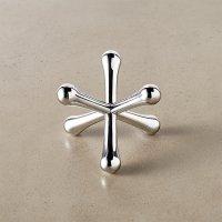 jacks silver ring holder | CB2