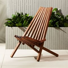 Mid Century Barrel Dining Chair Fabric Patio Chairs Replacements Maya Outdoor Wooden + Reviews | Cb2