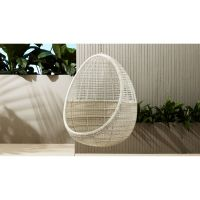 pod hanging chair | CB2