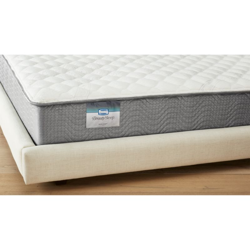 Queen Mattress Box Spring Plush Pillowtop Queen Mattress