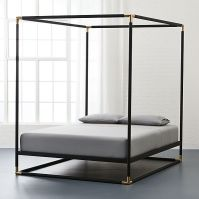 Black and Brass: Furniture and Home Decor | CB2 Blog
