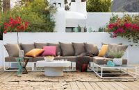 casbah modular outdoor sectional sofa + Reviews | CB2