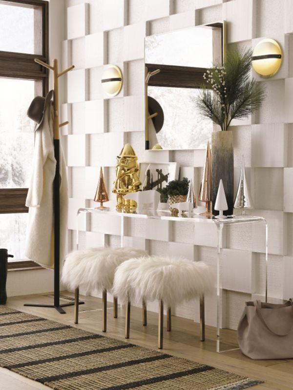 Modern Holiday Decorating Ideas  CB2 Blog