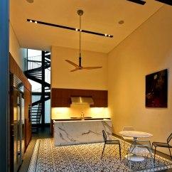 Kitchen Curtains For Sale Kohler Sink Accessories 精致装修 新加坡现代住宅设计(组图) -- 中国建筑装饰网