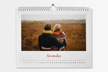 Geschenkidee Fotokalender selbst gestalten  fotoCharly