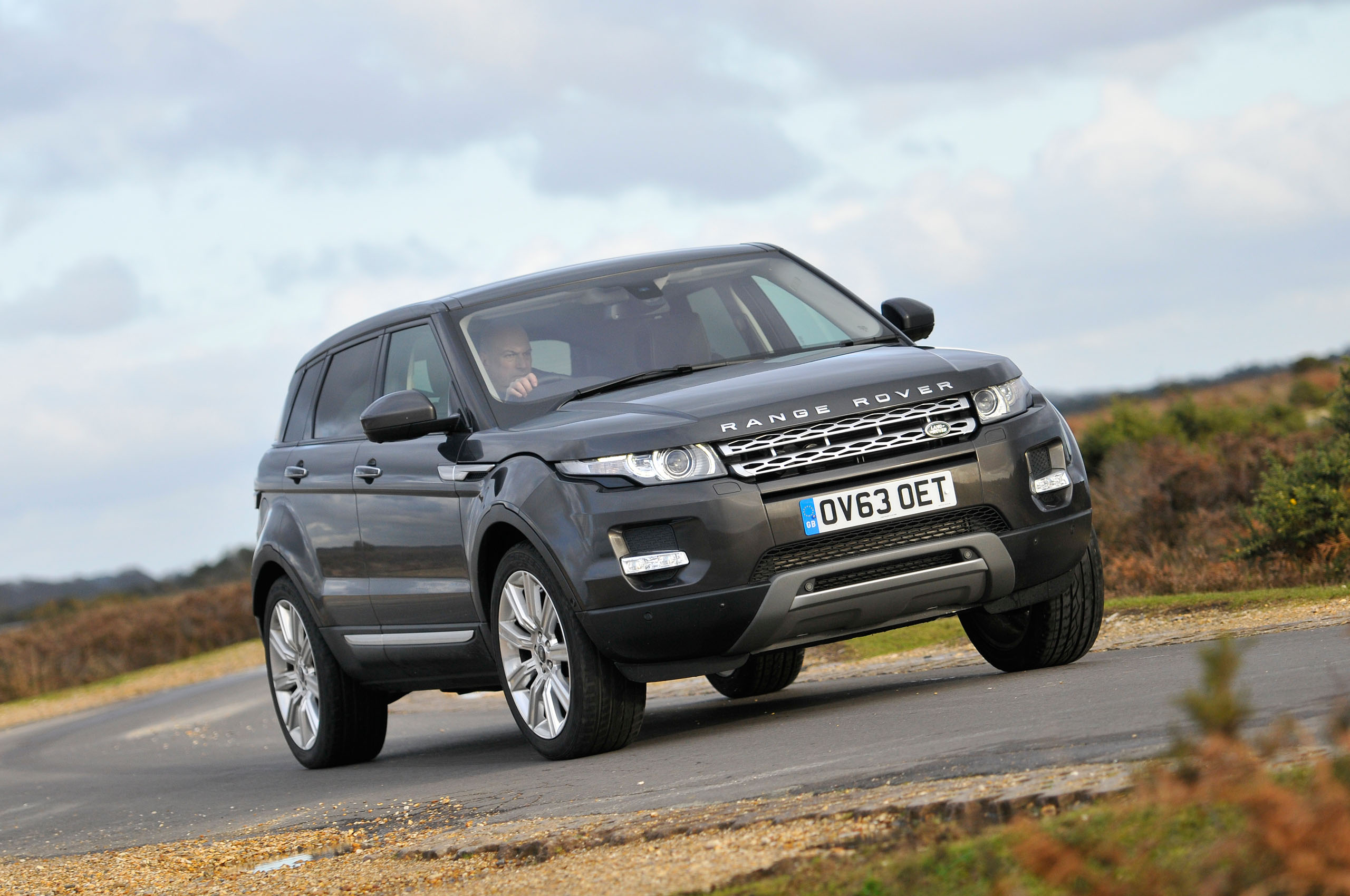 Jaguar Land Rover tar s UK production increase and more models