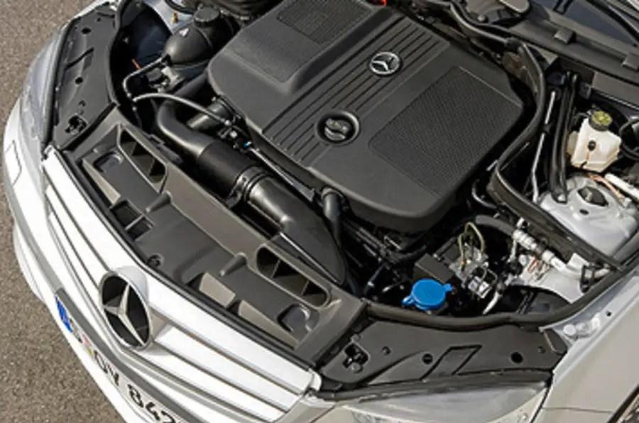 Mercedes C 250 CDI BlueEfficiency review   Autocar