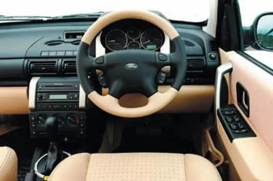 Land Rover Freelander Sport Review Autocar