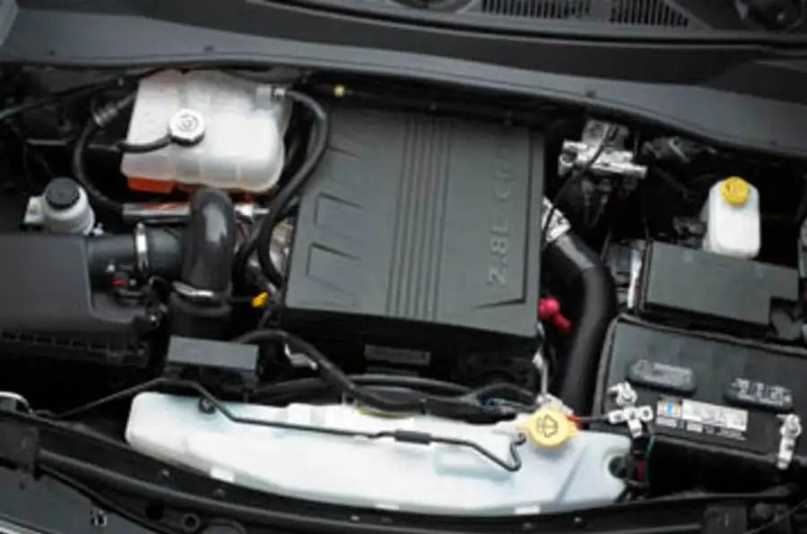 2008 Dodge Fuse Diagram Dodge Nitro 2 8 Crd Se Review Autocar