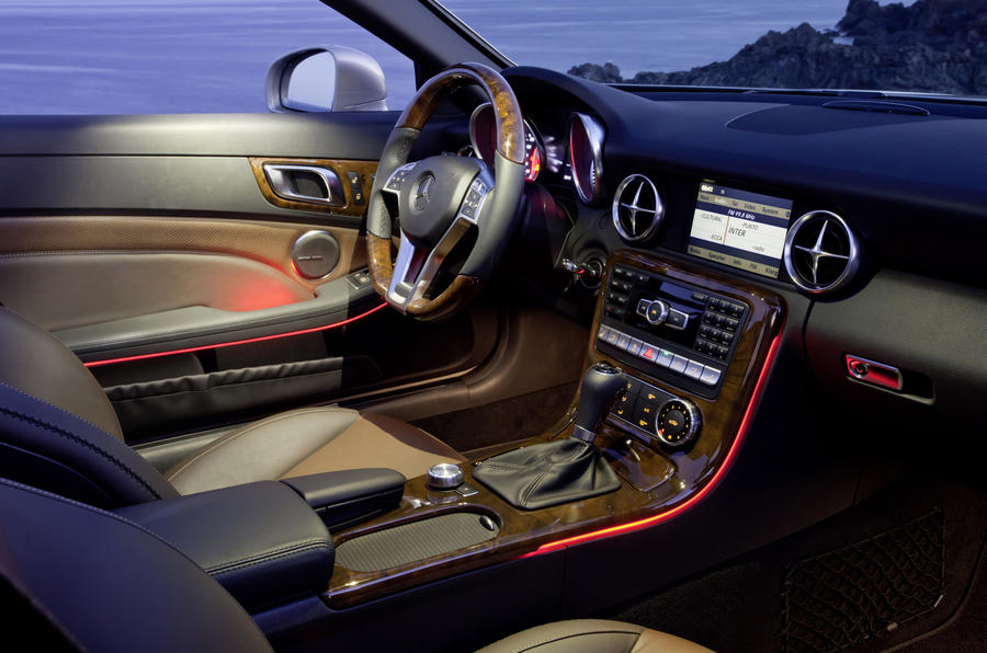 MercedesBenz SLK 200 review  Autocar