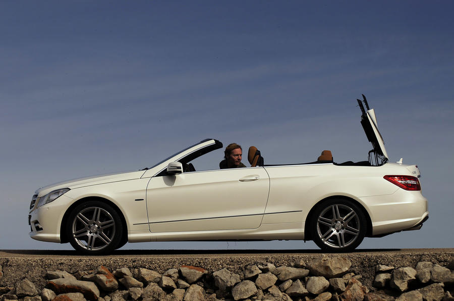 Mercedes E 350 Cabriolet Review Car Reviews