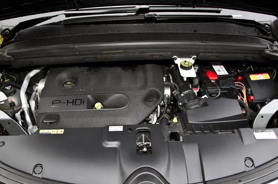 Citroen Grand C4 Picasso interior | Autocar