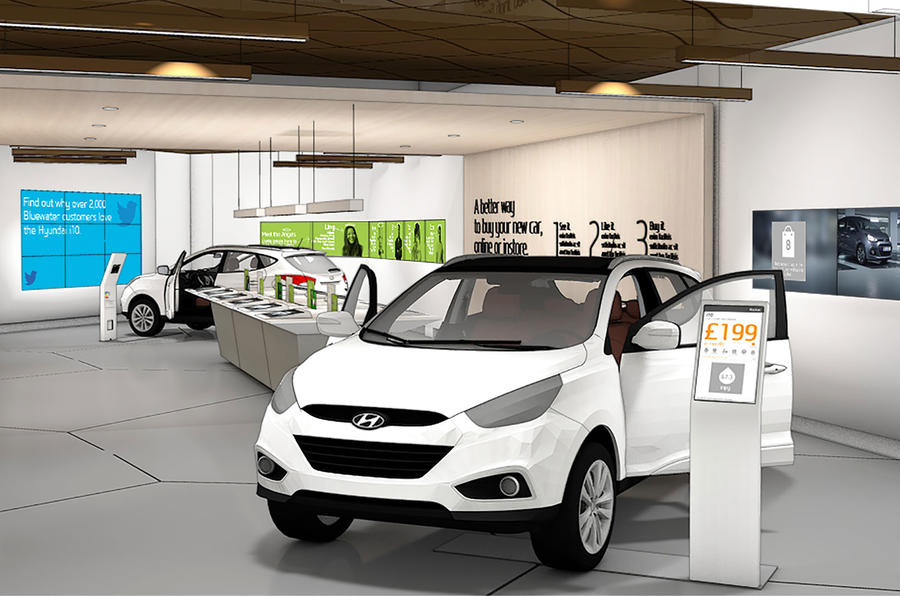 Hyundai launches new digital car showroom | Autocar