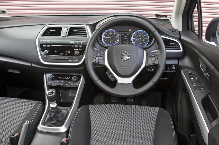 Suzuki SX4 SCross review  Autocar