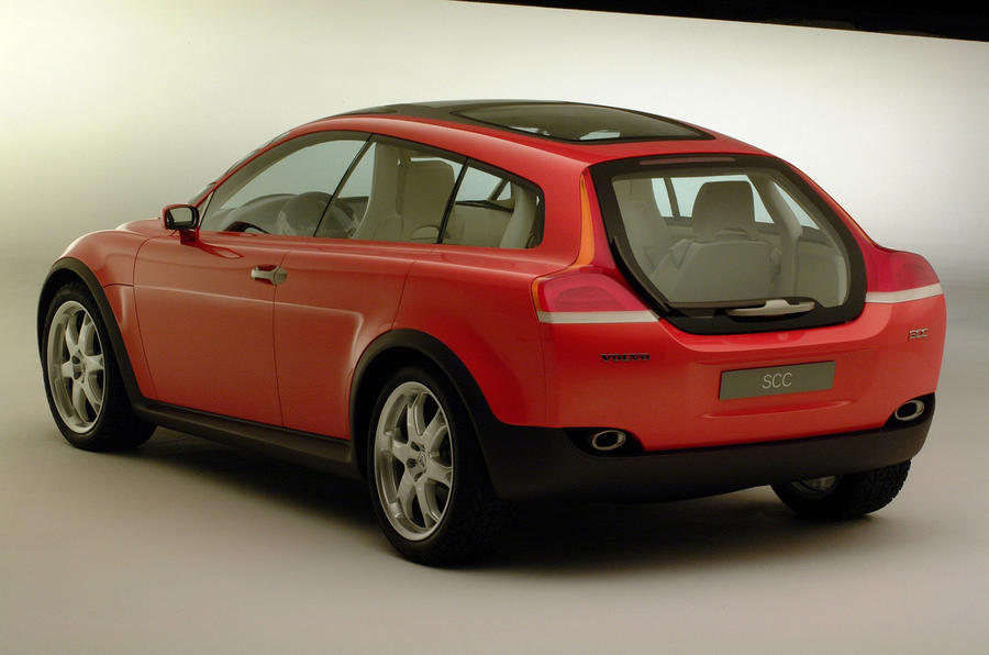 Reverse Falls Wallpaper History Of The Volvo C30 Picture Special Autocar