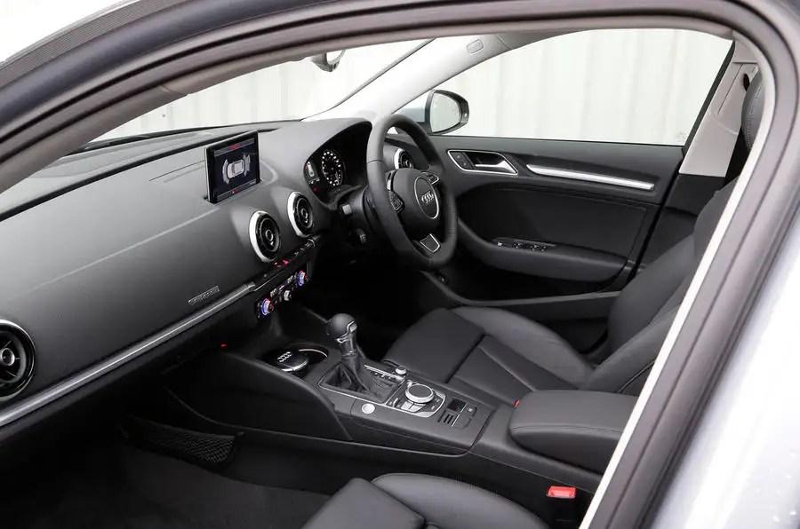 Audi A3 Sportback etron ride  handling  Autocar