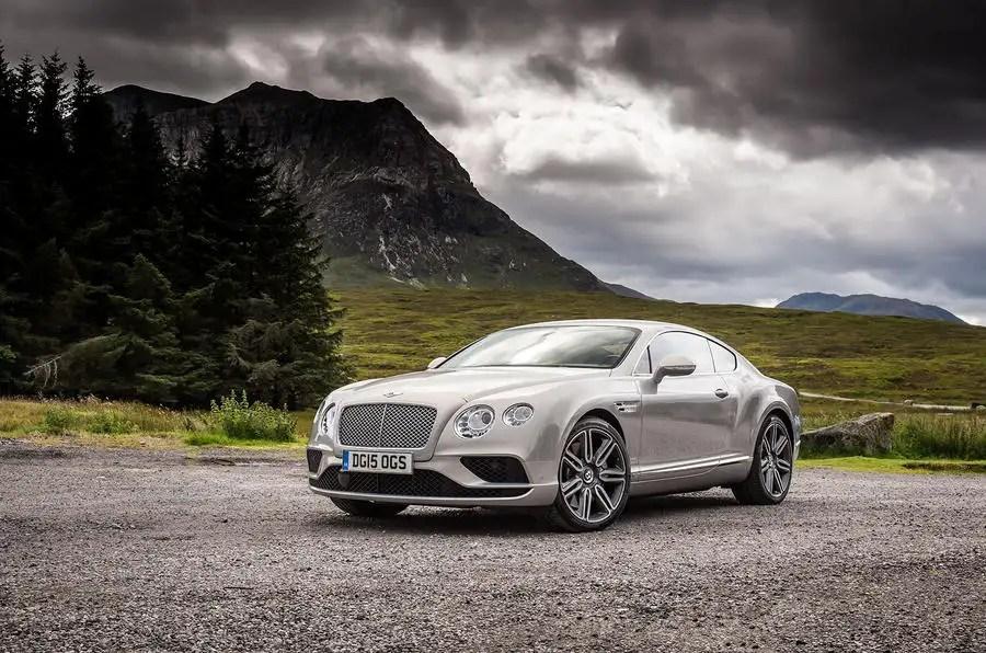 Bentley Continental Gt Interior Autocar