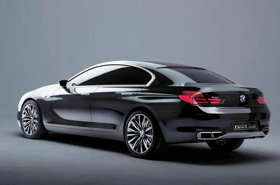 Bmw '8series' Set For 2012 Autocar
