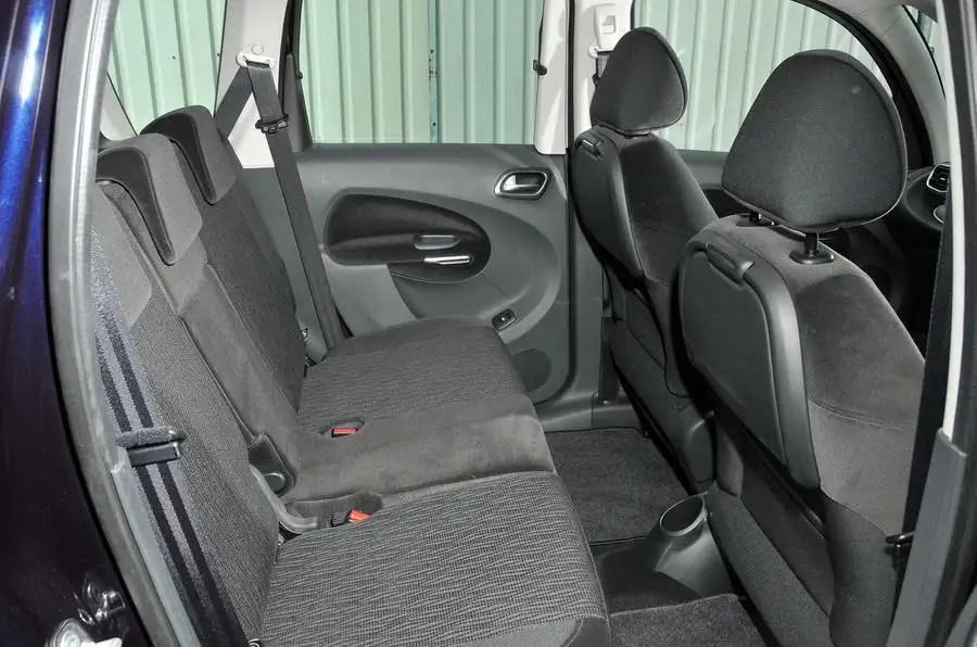 Citroen C3 Picasso Interior Autocar