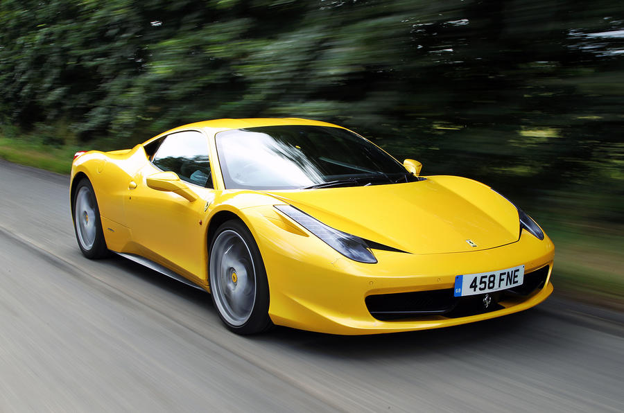 Ferrari 458 Italia 2010 2015 Review Autocar