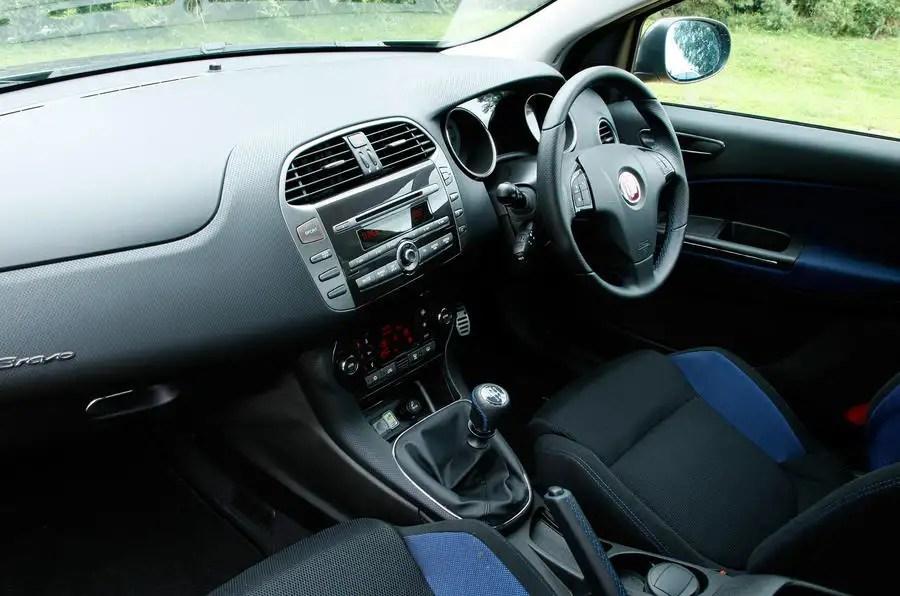 Fiat Bravo 2007 2014 Interior Autocar